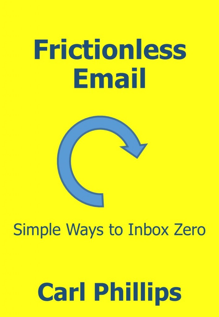 Frictionless Email Cover (Kindle)